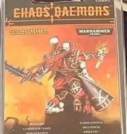 Games Workshop Daemons Skulltaker