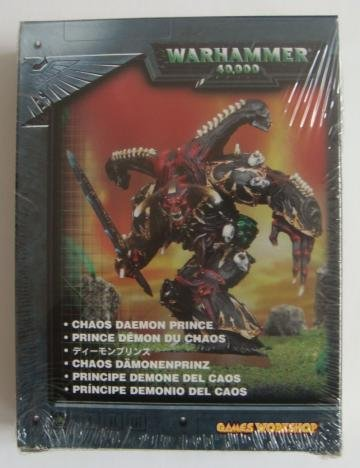 Games Workshop Chaos Space Marines Daemon Prince