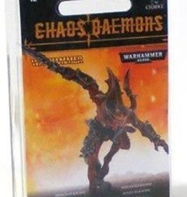 Games Workshop Daemons Herald of Khorne