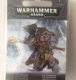 Games Workshop Njal Stormcaller in Terminator Armor