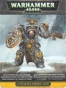 Games Workshop Arjac Rockfist