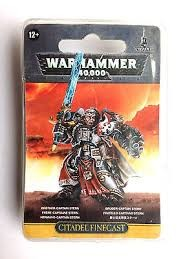 Games Workshop Grey Knights Brother Captain