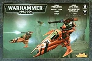 Games Workshop Vyper Jetbike