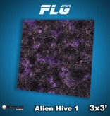 Frontline Gaming FLG Mats: Alien Hive 3x3'