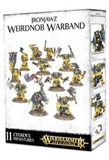 Games Workshop Ironjawz Weirdnob Warband