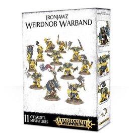 Games Workshop Ironjawz Weirdnob Warband