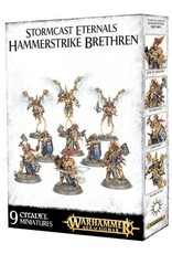 Games Workshop Stormcast Eternals Hammerstrike Brethren