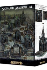 Games Workshop Sigmarite Mausoleum