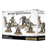 Games Workshop Putrid Blightkings