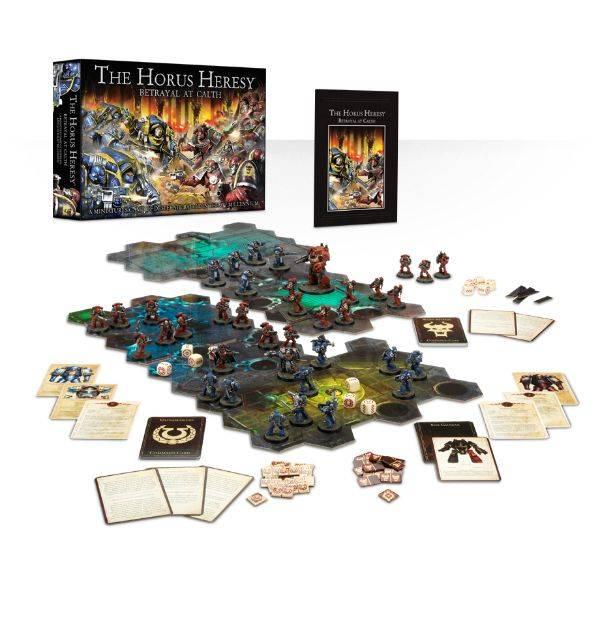 Games Workshop The Horus Heresy: Betrayal at Calth