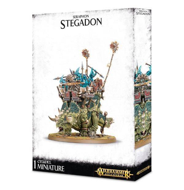 Games Workshop Stegadon