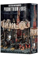 Games Workshop Sector Mechanicus Promethium Forge
