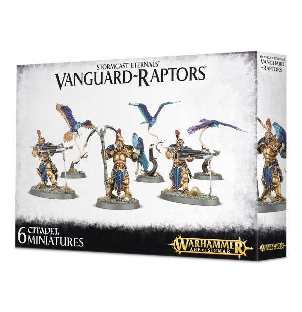 Games Workshop Vanguard-Raptors