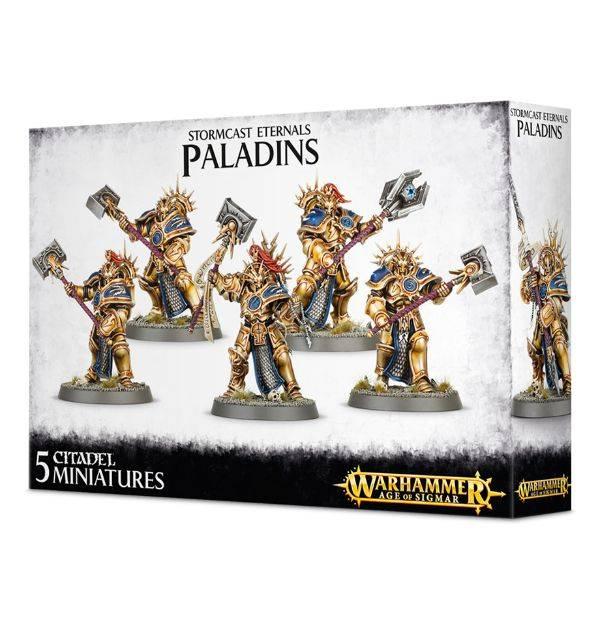 Games Workshop Paladins