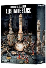 Games Workshop Sector Mechanicus Alchomite Stack