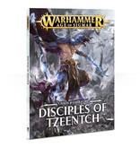 Games Workshop Battletome: Disciples of Tzeentch (Softback)