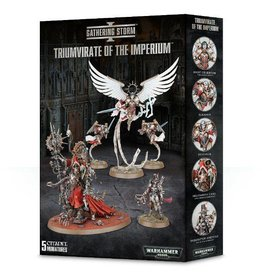 Games Workshop Triumvirate of the Imperium