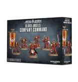 Games Workshop Blood Angels Command Squad