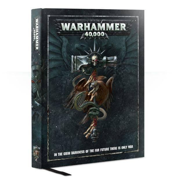 Games Workshop Warhammer 40,000 Rulebook