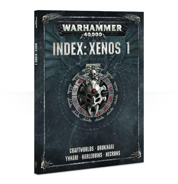 Games Workshop Index: Xenos 1