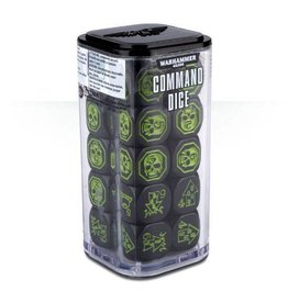 Games Workshop Warhammer 40,000 Command Dice