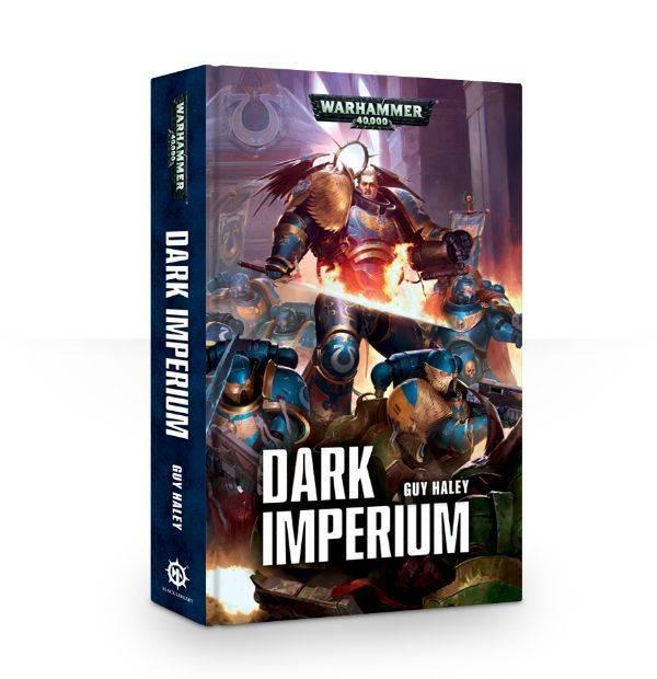 Games Workshop Dark Imperium Novel (Hardback)