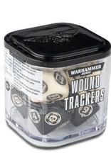 Games Workshop Warhammer 40,000 Wound Trackers