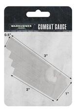 Games Workshop Warhammer 40,000 Combat Gauge