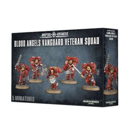 Games Workshop Blood Angels Vanguard Veteran Squad
