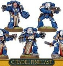 Games Workshop Space Marine Veterans MK2