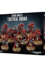 Games Workshop Blood Angels Tactical Squad