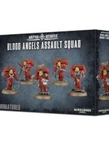 Games Workshop Blood Angels Assault Squad