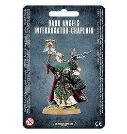 Games Workshop Dark Angels  Interrogator-Chaplain
