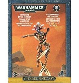 Games Workshop C'tan Shard of The Deceiver