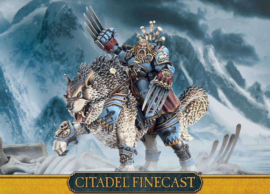 Games Workshop Canis Wolfborn