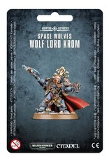 Games Workshop Space Wolves Wolf Lord Krom