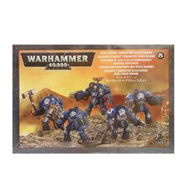 Games Workshop Space Marine Terminator Close Combat Squad