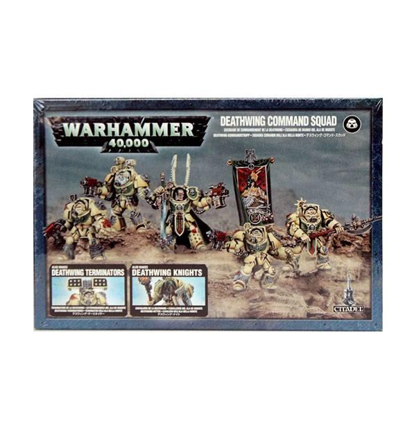 Games Workshop Dark Angels - Deathwing Command Squad