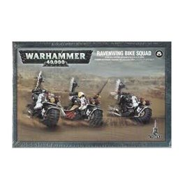 Games Workshop Ravenwing Bike Squadron
