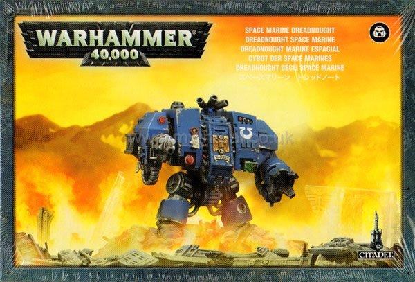 Games Workshop Dreadnought