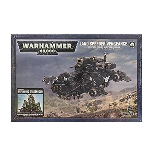 Games Workshop Ravenwing Darkshroud