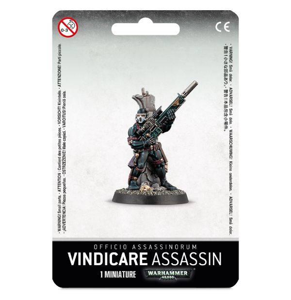 Games Workshop Vindicare Assassin