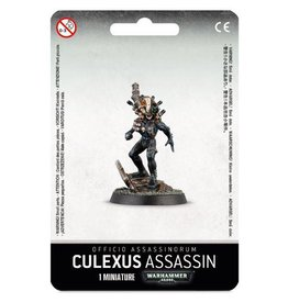 Games Workshop Culexus Assassin