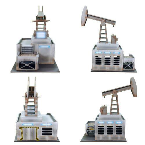 ITC Terrain Series: Industrial Pumpjack