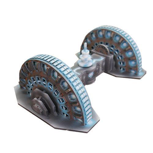 ITC Terrain Series: Industrial Generator Bundle