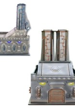 ITC Terrain Series: ITC Standard Industrial Set With Mat
