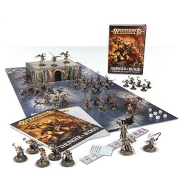 Games Workshop Thunder & Blood: A Warhammer Age Of Sigmar Starter Set