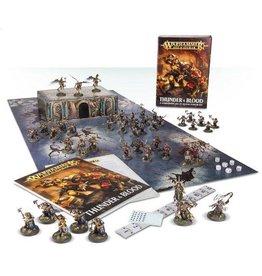 Games Workshop Thunder & Blood: A Warhammer Age Of Sigmar Starter Set