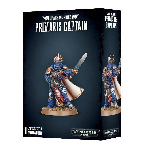 Games Workshop Primaris Captain