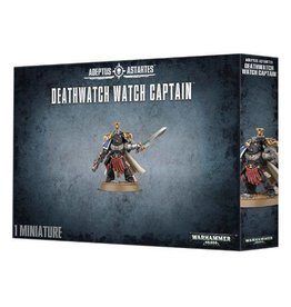 Games Workshop Deathwatch Watch Captain